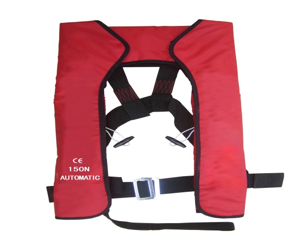 Single Air Chamber Life Jacket