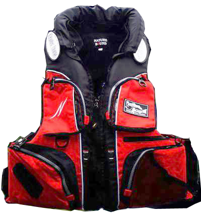 Fishing Life Jacket BMLS125-3