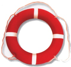Foam Life Buoy-4.3KG(760MM)
