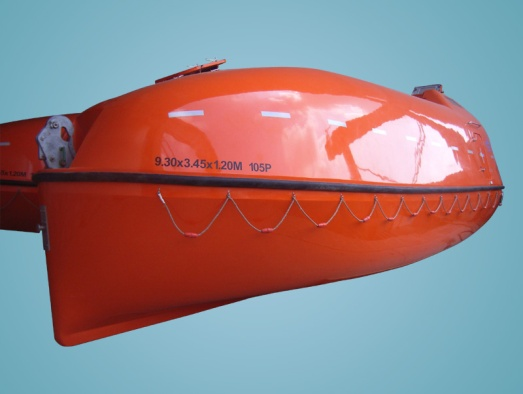 Totally Enclosed Life Boat