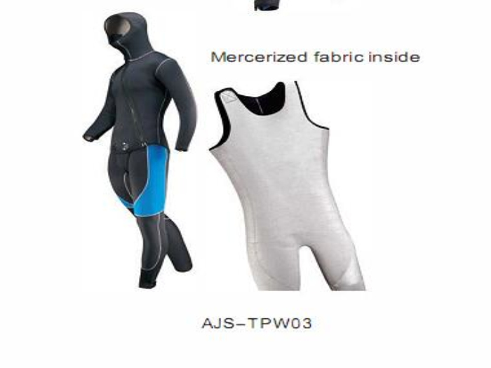 Two Pieces Wetsuits For Men